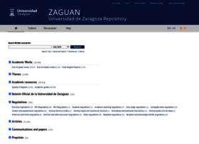 Zaguan.unizar.es thumbnail