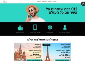 Zahav.net.il thumbnail
