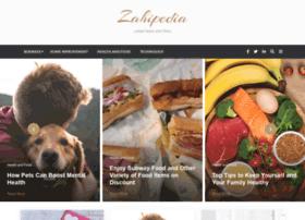 Zahipedia.info thumbnail