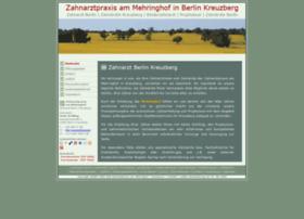 Zahnarzt-berlin-kreuzberg.net thumbnail