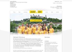 Zahnarzt-zauberzahn.de thumbnail