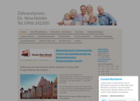Zahnarztpraxis-donauwoerth.de thumbnail