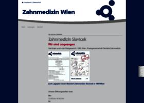 Zahnmedizin-rudolfinerhaus.at thumbnail