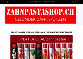 Zahnpastashop.ch thumbnail