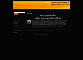 Zahnriemenwechsel24.de thumbnail