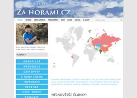 Zahorami.cz thumbnail