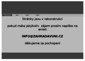 Zahradavuni.cz thumbnail