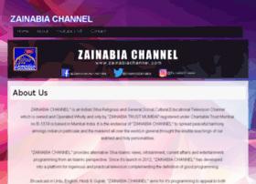 Zainabiachannelmumbai.net thumbnail