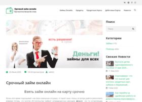 Zajmonline.ru thumbnail
