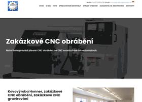 Zakazkove-cnc-obrabeni.cz thumbnail