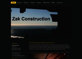 Zakconstruction.net thumbnail