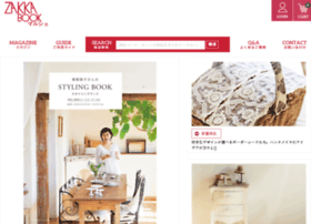 Zakkabook.jp thumbnail