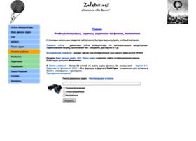 Zaletov.net thumbnail