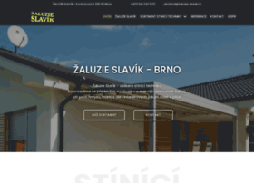 Zaluzie-slavik.cz thumbnail