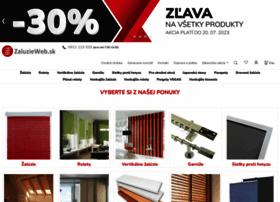 Zaluzieweb.sk thumbnail