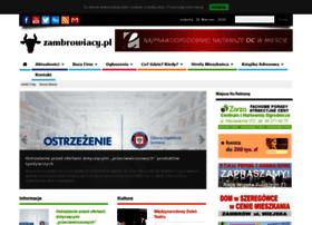 Zambrowiacy.pl thumbnail