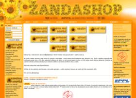 Zandashop.cz thumbnail