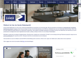Zande.nl thumbnail