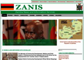 Zanis.org.zm thumbnail