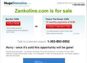 Zankoline.com thumbnail