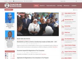 Zanrevenue.org thumbnail