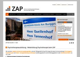 Zap-lehrinstitut.de thumbnail
