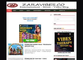 Zaravibes.com.ng thumbnail