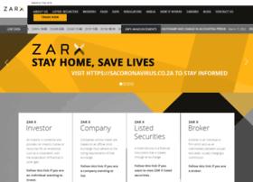 Zarx.co.za thumbnail
