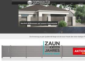 Zaun-compact.de thumbnail
