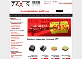 Zaxis.ru thumbnail