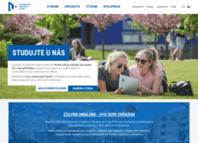 Zcu.cz thumbnail