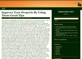 Zebookz.net thumbnail