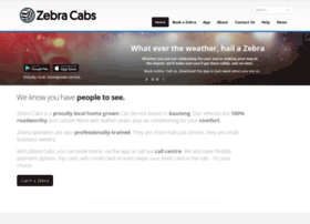 Zebracabs.co.za thumbnail