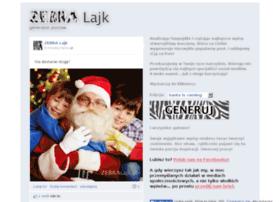 Zebralajk.pl thumbnail