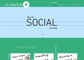 Zecactus.com thumbnail