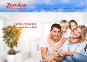Zed-air.ca thumbnail
