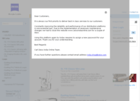 Arun Shetty Carl Zeiss India Pvt  Ltd  at Website Informer