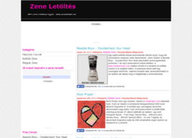 Zeneletoltes.net thumbnail