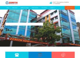 Zenithhospital.in thumbnail
