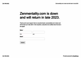 Zenmentality.com thumbnail