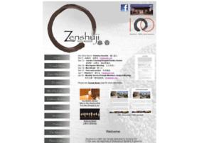 Zenshuji.org thumbnail