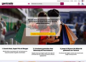 Zentrada.fr thumbnail