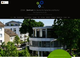 Zentrum-fuer-deutsche-sprache.de thumbnail