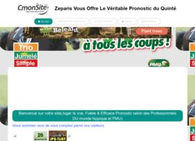 Zeparis.cmonsite.fr thumbnail
