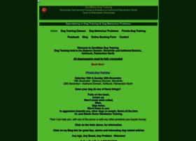 Zerobitesdogtraining.com thumbnail
