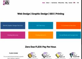 Zerodue-design.com thumbnail