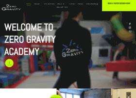 Zerogravityacademy.co.uk thumbnail