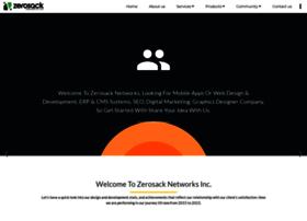 Zerosack.org thumbnail