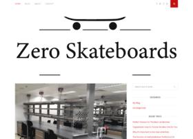 Zeroskateboards.org thumbnail