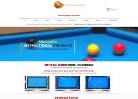 zerox-billiards.com at WI. Pool Lessons - 8 ball 9 ball Secrets Tips